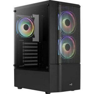 AlphaBetaPC Intel i5 10600K CPU 4.1GHz 6 Core, GeForce RTX 3080 10GB, 16Gb RGB Ram, 480Gb SSD, 2Tb HDD, WiFi, No Windows Custom Gaming Desktop PC