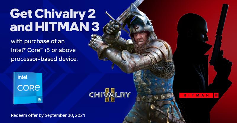 Intel Gamer Days – Chivary II Bundle